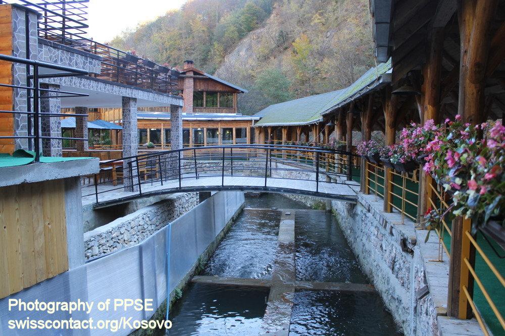 Rugova Camp Be In Kosovo