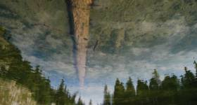 Kosovo lake, reflection of the sky_thumb5