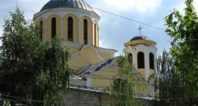 Orthodox church in Prizren, Kosovo_thumb5