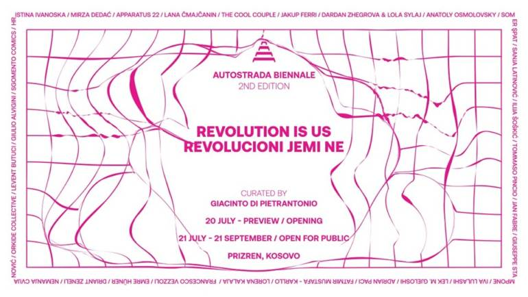 Autostrada Biennale II – Revolution Is Us