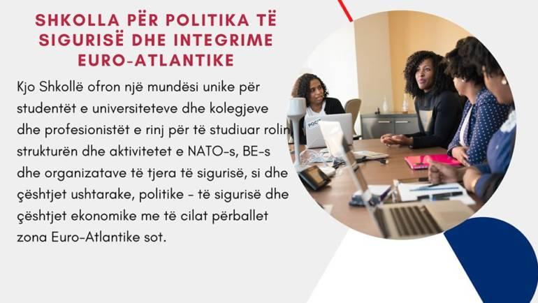 Shkolla për Politika të Sigurisë dhe Integrime Euro-Atlantike / School for Security Policies and Euro-Atlantic Integration