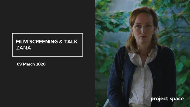 Film Screening & Talk: Zana