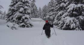 winter in accursed mountains in Kosovo_thumb5